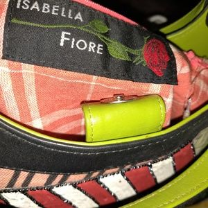 Isabella Fiore Bags - Fabric and embroidery bag